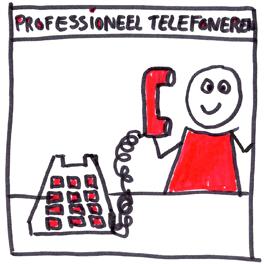 Professioneel telefoneren